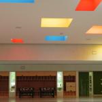 Kreativzentrum Cottbus Bewegungsraum Oberlichter