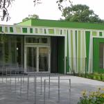 Kreativzentrum Cottbus Haupteingang