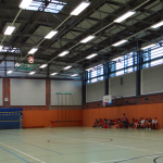 Multifunktionshalle L.-Leichhardt-Gym. Sporthalle