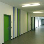 Max-Steenbeck-Gymnasium Flur