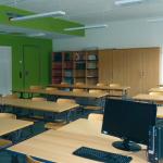 Max-Steenbeck-Gymnasium Klassenraum