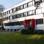Max-Steenbeck-Gymnasium Straßenperspektive