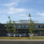 Max-Steenbeck-Gymnasium Haupteingang