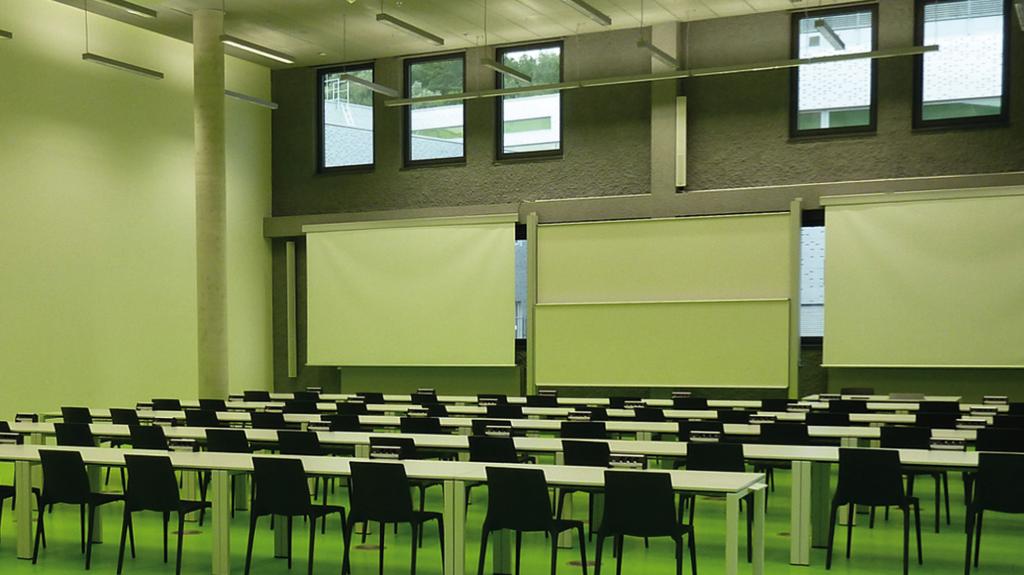 haus 16 halle 17 technische hochschule wildau webseite k gler ingenieure. Black Bedroom Furniture Sets. Home Design Ideas